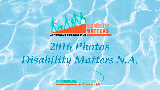 2016 Disability Matters Conference & Awards