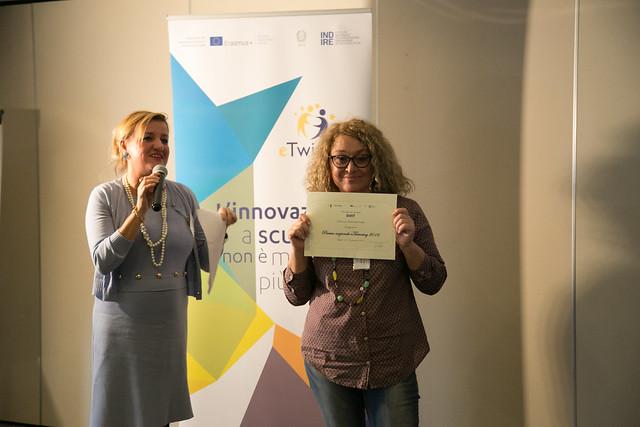 Conferenza nazionale eTwinning e Premi 2016