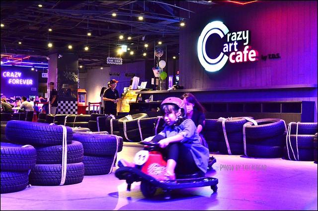 Crazy cart cafe內湖甩尾卡丁車018