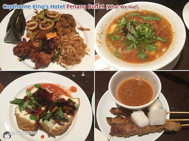 Copthorne Kings Hotel Sumptuous Penang Buffet