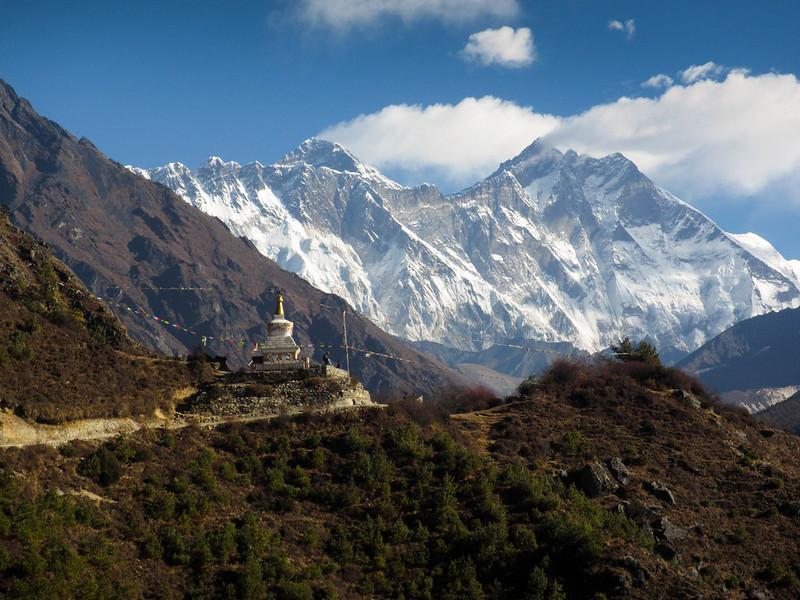 Tenzing Sherpa Memorial