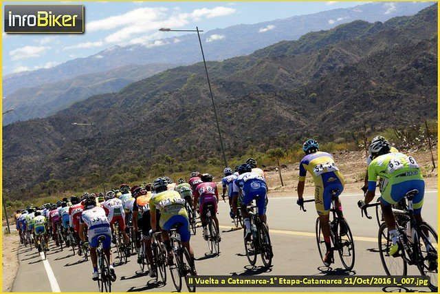 II Vuelta a Catamarca-1° Etapa