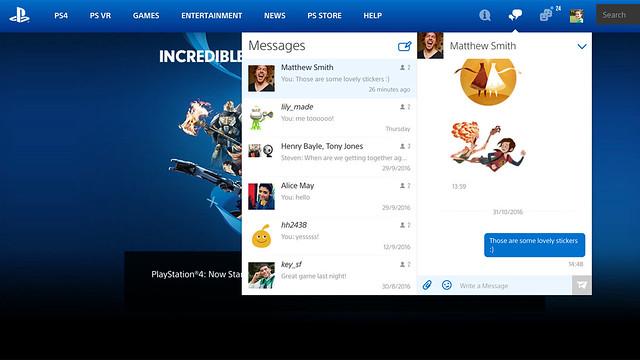 PSN Toolbar Available Today on PlayStation com – PlayStation Blog
