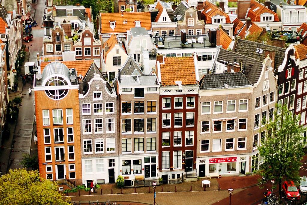 Drawing Dreaming - dois dias em Amsterdão - Westerkerk