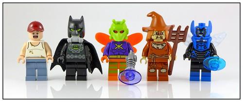 LEGO SuperHeroes DC Comics 76054 Batman Scarecrow Harvest of Fear figures01