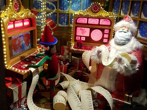 Macy's 2016 Christmas Windows