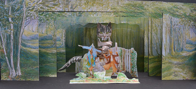 Peter Rabbit Tales Set Sketches