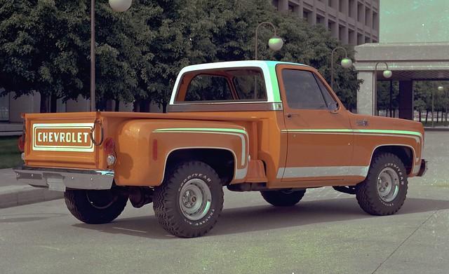1976 Chevrolet Sport