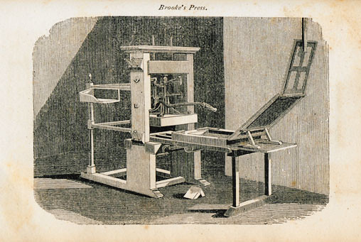 Brooke's Press, Printers' Grammar