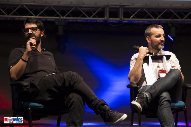 David Lopez Romics D'Oro #RomicsXX