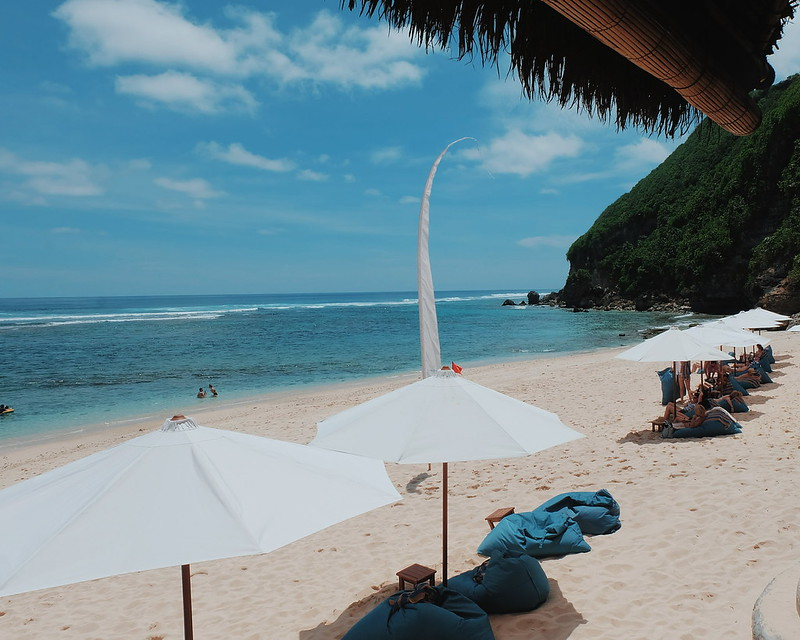 Bali Beach: Sunday's Beach Club
