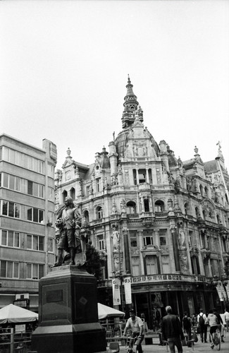 Analog Antwerp