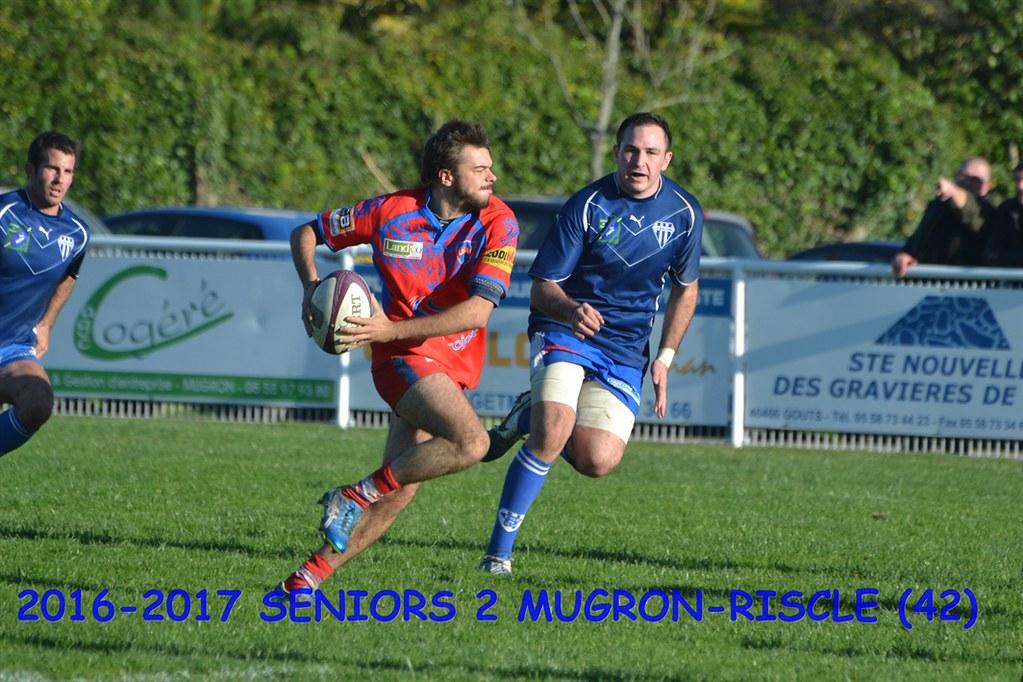 2016-2017 SENIORS 2 MUGRON-RISCLE