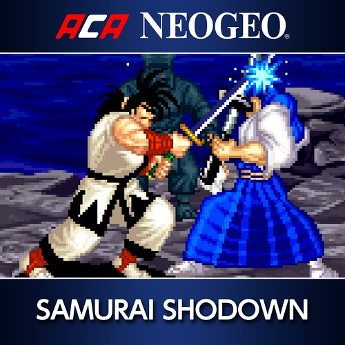 ACA Neo-Geo Samurai Shodown