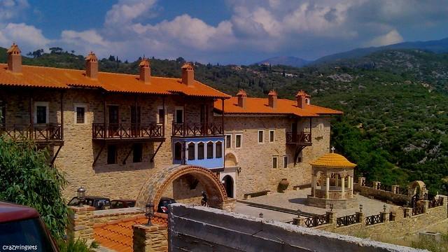 Monastero di Megali Panagia, Koumaradei - Samos