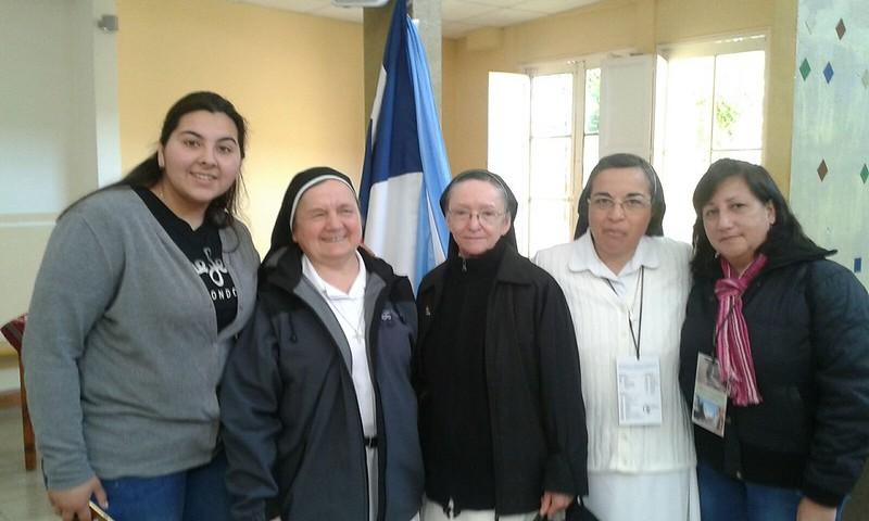 Aconcagua: Encuentro Misioneros Presentación