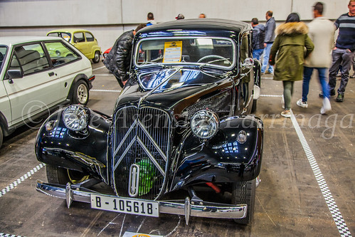 Citroën Traction Avant , Retro Clasica #BEC #RetroClasica16 #DePaseoConLarri #Flickr      -2346