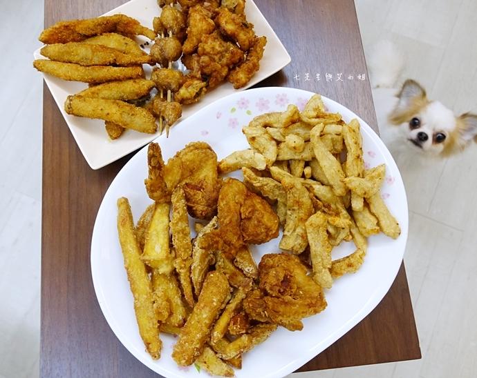 8 真有味炸雞 新莊美食 新莊四維市場美食 新北美食