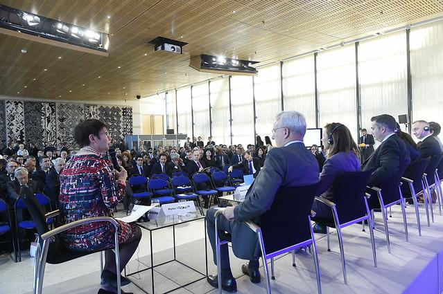 Forum d'affaires franco-ukrainien