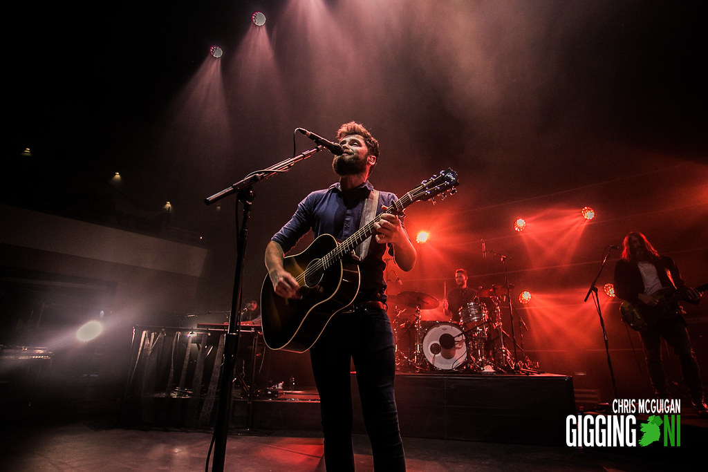 Passenger @ The Waterfront Hall