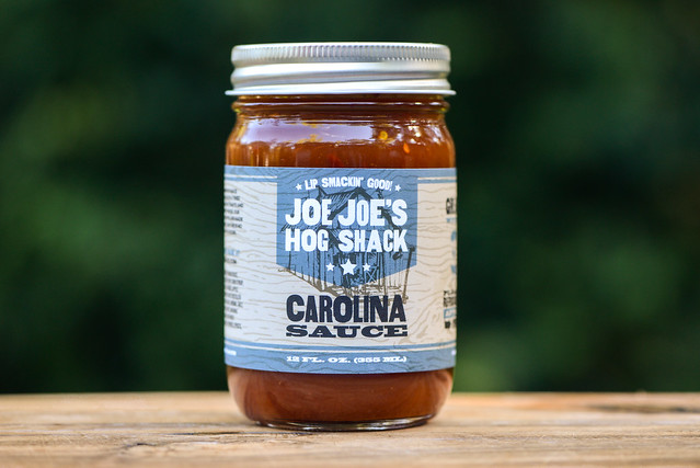 Joe Joe's Hog Shack Carolina Sauce
