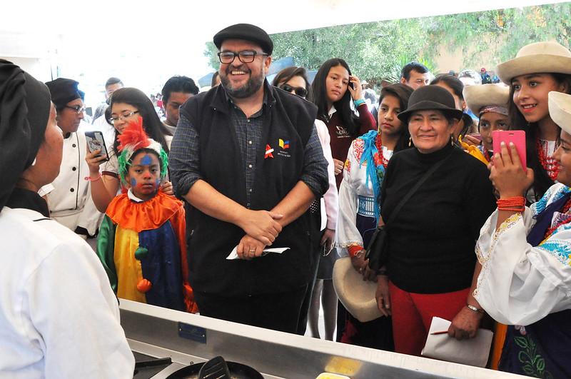 Socializacion de la estrategia Misión Educación Cero Drogas_ UE Cardenal Carlos María de la Torre
