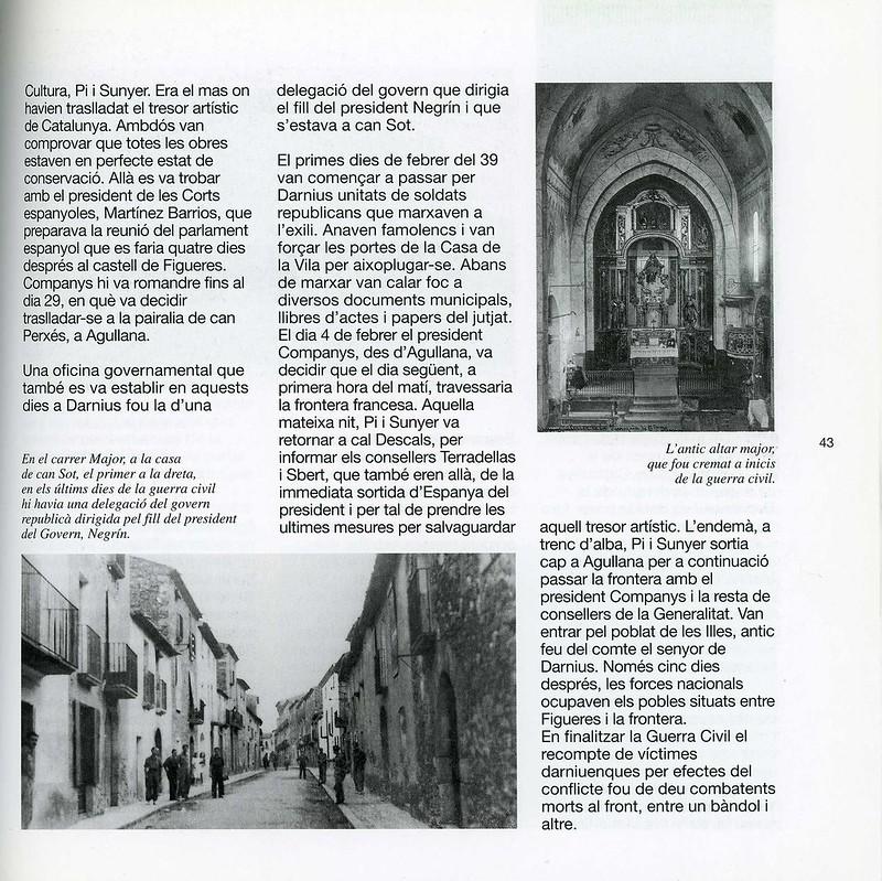Darnius, Quaderns de la Revista de Girona 4