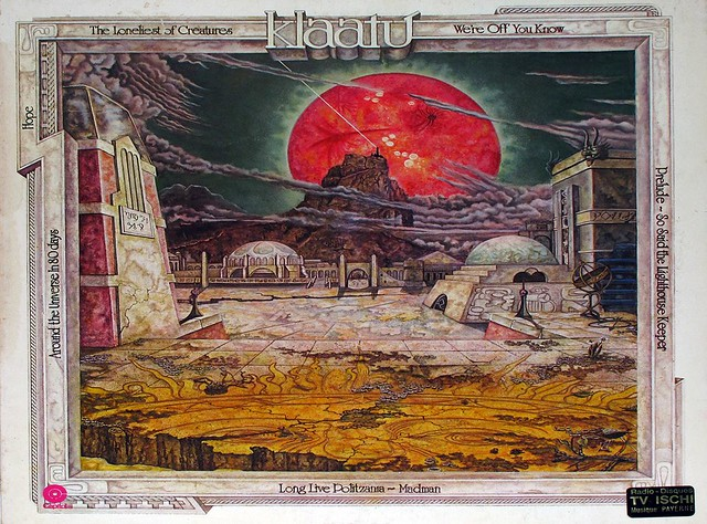 "KLAATU HOPE 12"" VINYL LP"