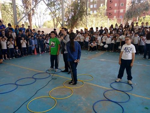 Celebracion Aniversario colegio Castilla Arragon 2016