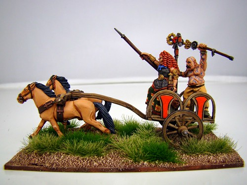 Kugel - Ancient Streitwagen