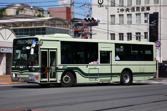 2016/09/01 京都市交通局 3217