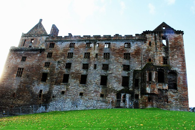 Linlithgow Palace from the North