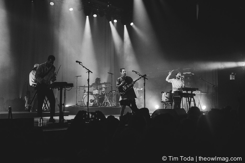 Local Natives @ Terminal 5, NYC 10-26-16-1