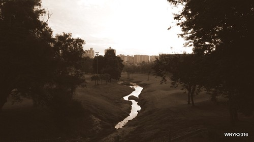 Morning at Bukit Jalil Golf Course