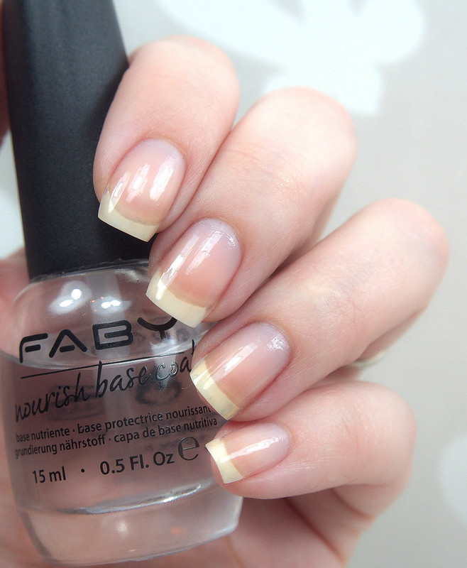 Faby Nourish Base Coat