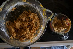 Fresh vs Canned Pumpkin Cookie Dough