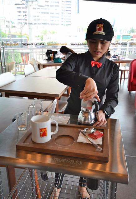 hausbrandt caffe cebu