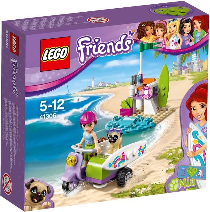 LEGO Friends 2017 - Mia's Beach Bike (41306)
