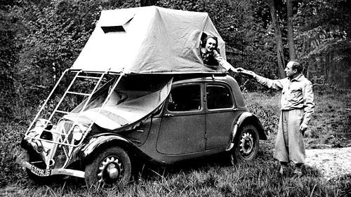TA camper