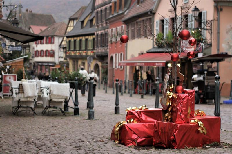 Kaysersberg en Navidad