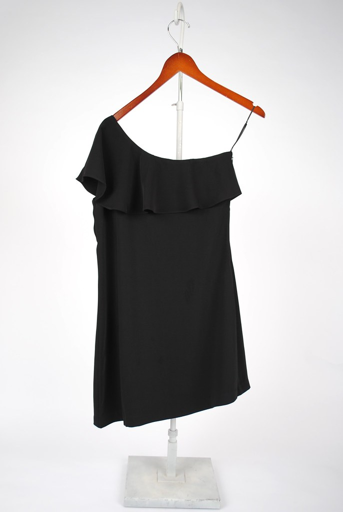 Brooke One Shoulder Dress