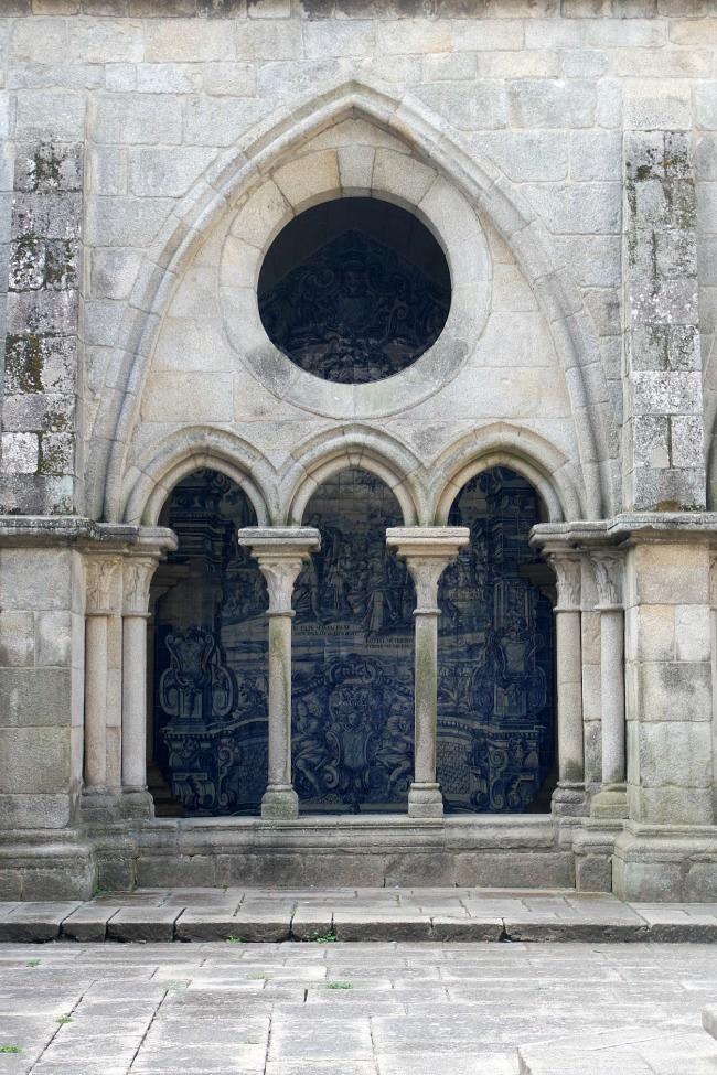 Porto - Sé do Porto e chiostro interno (4)