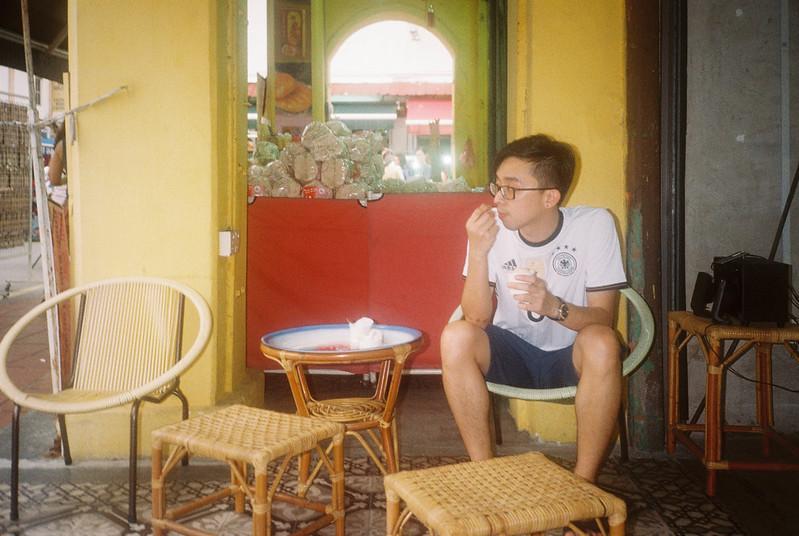 Inside Scoop @ Jonker Street, Malacca