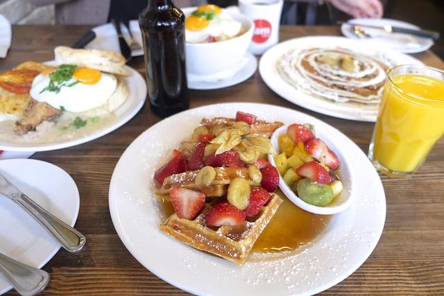 Jam Cafe | Crosstown, Vancouver