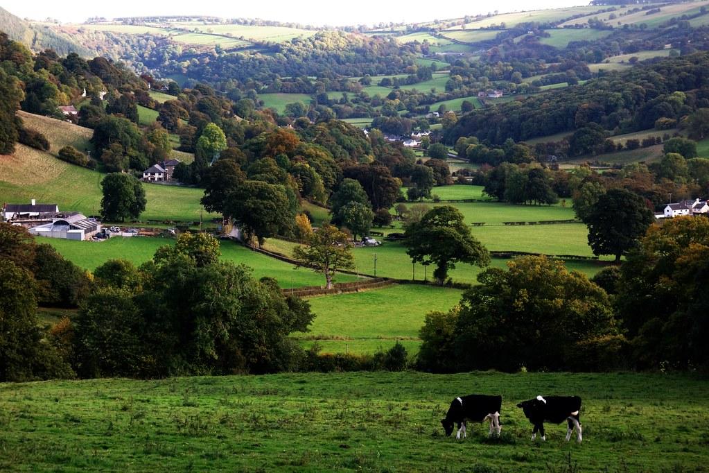 Glyn Ceiriog, Wales