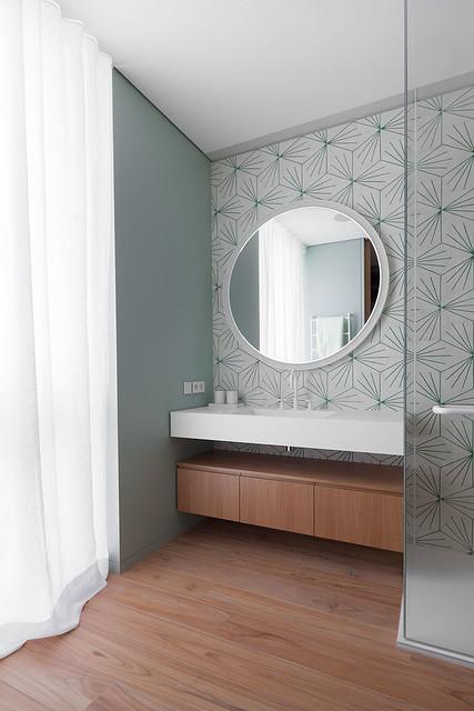 Restrained and luxury residence by Form Bureau Sundeno_06