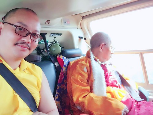 2016 Dodrupchen Rinpoche