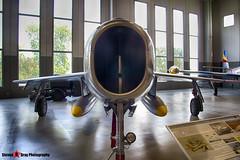 MM53-6892 35-38 - - Italian Air Force - Republic F-84F Thunderstreak - Italian Air Force Museum Vigna di Valle, Italy - 160614 - Steven Gray - IMG_0790_HDR