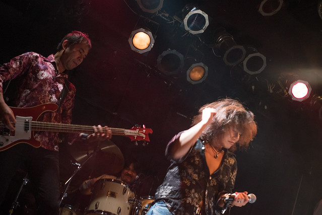 Molten Gold live at Club Mission's, Tokyo, 15 Oct 2016 -00184