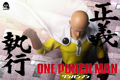 One Punch Man Threezero